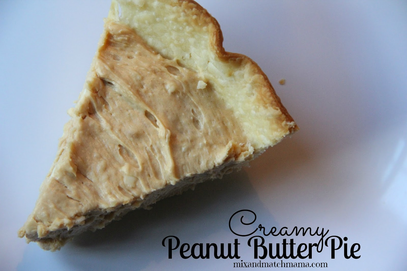 Creamy Peanut Butter Pie - Texas Peanut Producers Board