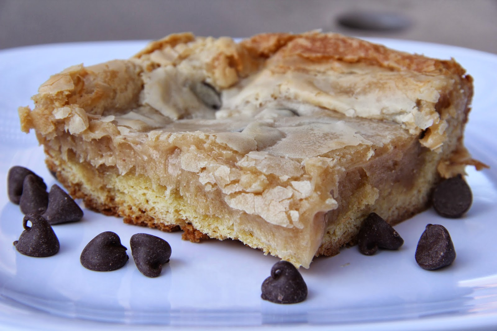 Peanut Butter Chocolate Chip Bars - Texas Peanut Producers Board