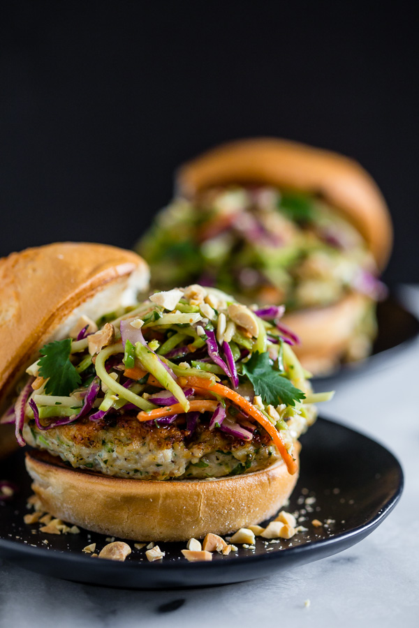 Thai-Chicken-Burger