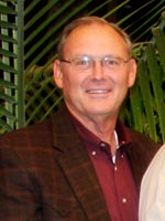 Louis Grissom, Board Member of the Texas Peanut Producers